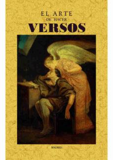Portada de El Arte De Hacer Versos (ed. Facsimil)