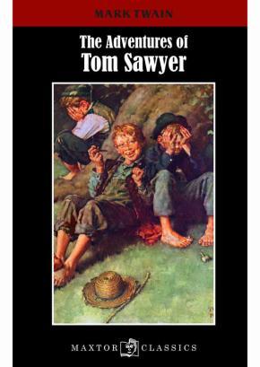 Portada de The Adventures Of Tom Sawyer