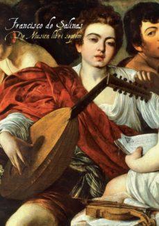 Portada de De Musica Libri Septem: Francisco De Salinas