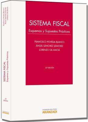 Portada de Sistema Fiscal (22ª Ed)