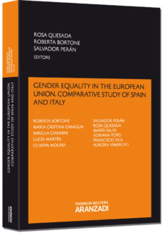 Portada de Gender Equality In The European Union, Comparative Study Of Spain And Italy
