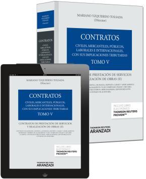 Portada de Contratos, V. Contratos De Prestacion De Servicios Y Realizacion De Obras (ii)