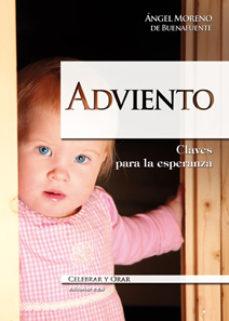 Portada de Adviento. Claves Para La Esperanza 2012-2013