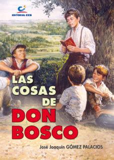 Portada de Las Cosas De Don Bosco