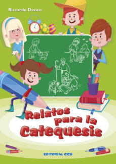 Portada de Relatos Para La Catequesis