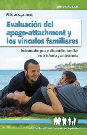 Portada de Evaluacion Del Apego-attachment Y Los Vinculos Familiares
