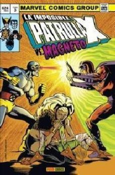 Portada de La Imposible Patrull-x 3 Vs. Magneto