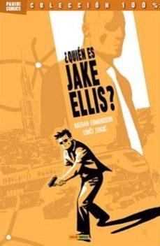 Portada de ¿quien Es Jake Ellis?