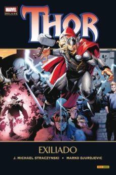 Portada de Thor 3: Exiliado