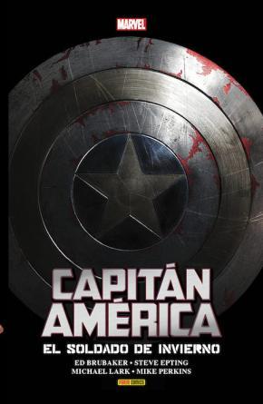 Portada de Capitan America: El Soldado De Invierno
