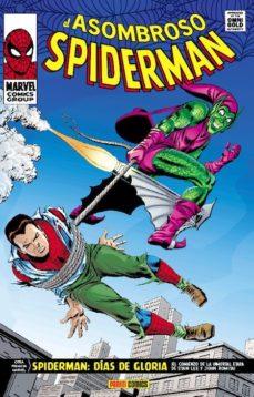 Portada de El Asombroso Spiderman 3. Dias De Gloria (2º Edicion)