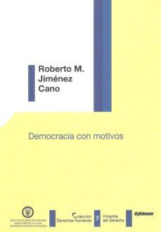 Portada de Democracia Con Motivos