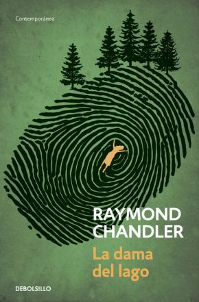 Portada de La Dama Del Lago (serie Philip Marlowe 4)
