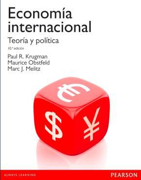 Portada de Economia Internacional (10ª Ed.)