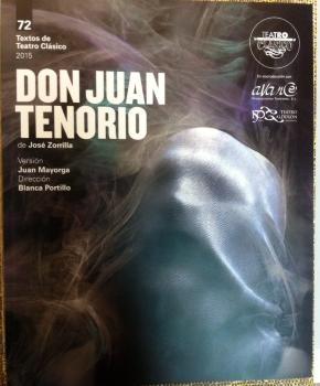 Portada de Textos De Teatro Clasico Nº 72: Don Juan Tenorio