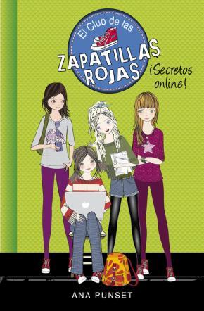 Portada de El Club De Las Zapatillas Rojas 7 ¡secretos Online!