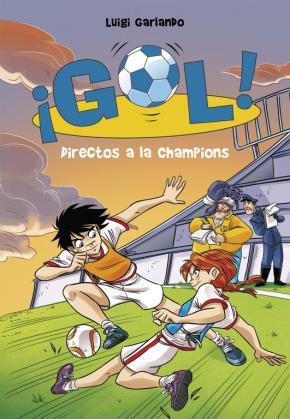 Portada de ¡gol! 41 : Directos A La Champion