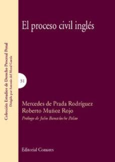 Portada de Proceso Civil Ingles