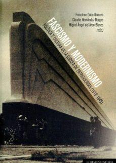 Portada de Fascismo Y Modernismo