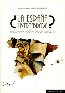 Portada de La España Invertebrada?