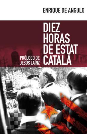 Portada de Diez Horas De Estat Catala