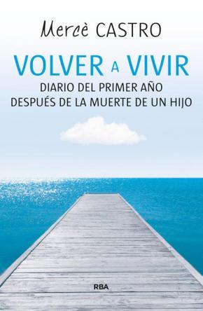 Portada de Volver A Vivir: Diario Del Primer Año Despues De La Muerte De Un Hijo