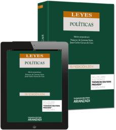 Portada de Leyes Politicas (19ª Ed.) 2014