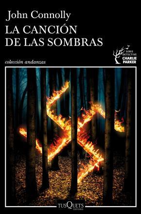 Portada de La Cancion De Las Sombras (serie Charlie Parker 13)