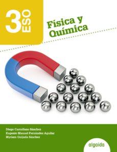 Portada de Fisica Y Quimica 3º Eso Segundo Ciclo Andalucia / Ceuta / Melilla