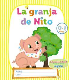 Portada de La Granja De Nito 0-1 Educacion Infantil