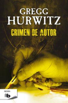 Portada de Crimen De Autor