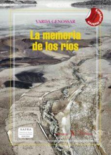 Portada de La Memoria De Los Rios (ed. Bilingue Español-hebreo)