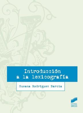 Portada de Introduccion A La Lexicografia