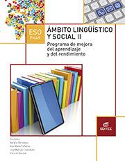 Portada de Pmar-pmar (programa De Mejora Del Aprendizaje Y Rendimiento) Ambito Linguisto Y Social Ii 2015