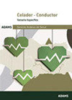 Portada de Servicio Andaluz De Salud: Temario Especifico De Celador – Conductor