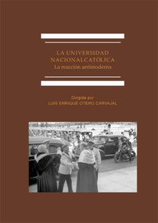 Portada de La Universidad Nacional Catolica