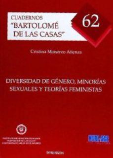 Portada de Diversidad De Genero, Minorias Sexuales Y Teorias Feministas