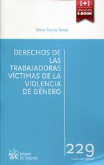 Portada de Derechos De Las Trabajadoras Victimas De La Violencia De Genero