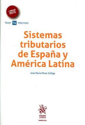 Portada de Sistemas Tributarios De España Y America Latina