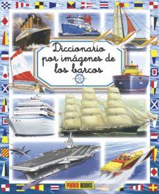 Portada de Diccionario Por Imagenes De Los Barcos