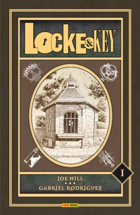 Portada de Locke & Key: Omnibus 1
