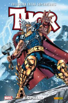 Portada de Thor 5: Espiral