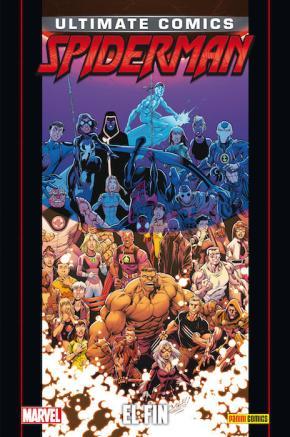 Portada de Ultimate 102. Ultimate Spiderman 39. El Fin