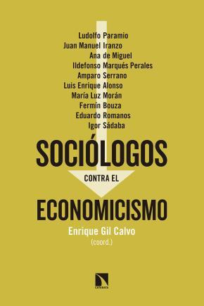 Portada de Sociologos Contra El Economicismo