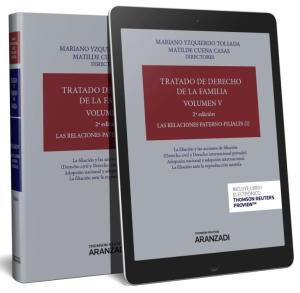 Portada de Tratado De Derecho De La Familia, Vol. V