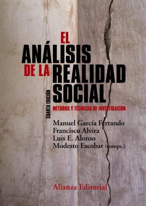 Portada de El Analisis De La Realidad Social (4ª Ed.): Metodos Y Tecnicas De Investigacion