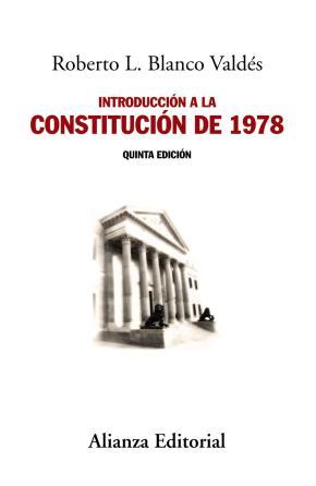 Portada de Introduccion A La Constitucion De 1978