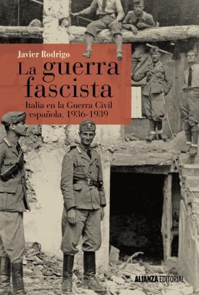 Portada de La Guerra Fascista