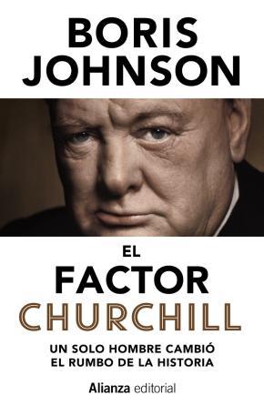 Portada de El Factor Churchill