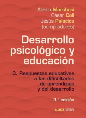 Portada de Desarrollo Psicologico Y Educacion (3ª Ed.)